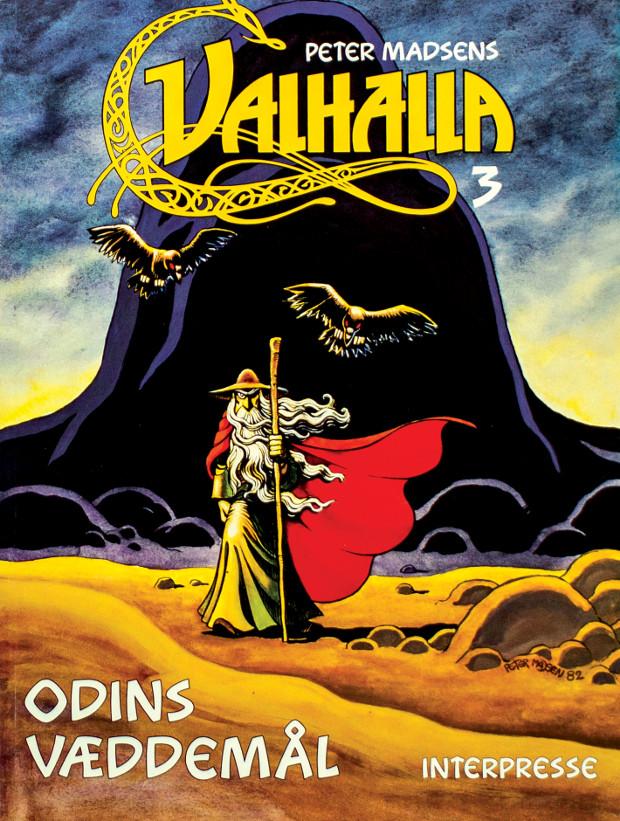 Odins væddemål-cover