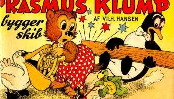 Tegneseriefavorit 6: Rasmus Klump
