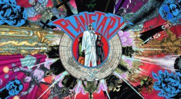 Nummer 9-podcast: Planetary