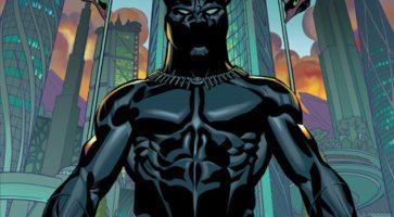 Ta-Nehisi Coates' Black Panther storsælger