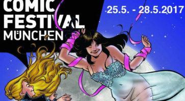 Skal din tegneserie til festival i München?