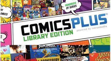 19.000 gratis tegneserier – med tekniske problemer