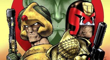 2000AD og Judge Dredd fylder 40 år – del 2