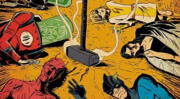 Supersnak: Et slag for Black Hammer