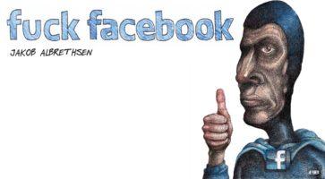 En fuckfinger til Facebook