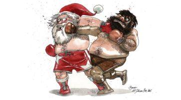 Jul på nettet: Boulet