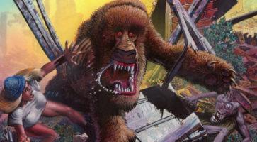Richard Corben – kongen af tegneserie-pulp!
