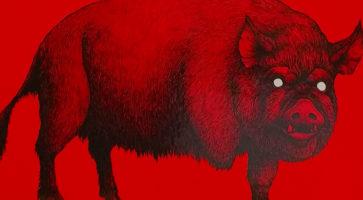 Gys, genfærd og små onde svin