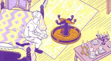 De 10 graphic novels, der gjorde mig hooked