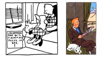 Tintins missing link