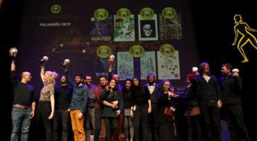 Halfdan Pisket vinder stor pris i Angoulême