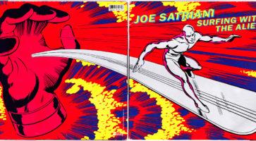 9 sange om tegneserier