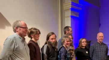 Dansk Tegneserieråd får ny forkvinde og ny bestyrelse
