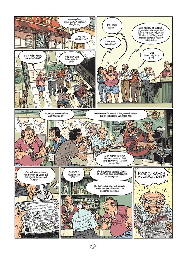 frække tegneserier