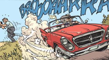 Er den franske tegneserie ved at stagnere?