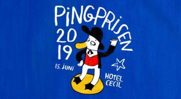 Her er de nominerede til Pingprisen
