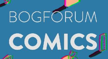 Store navne til Bogforum Comics
