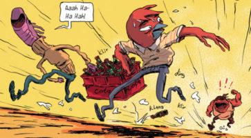 De fem bedste danske tegneserier fra 2019