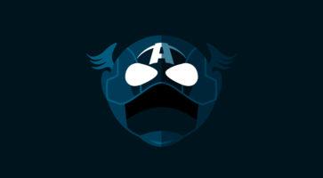 Captain America viser os, hvad USA kan være