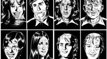 Fem virus-tegneserier hvor det går rigtig galt