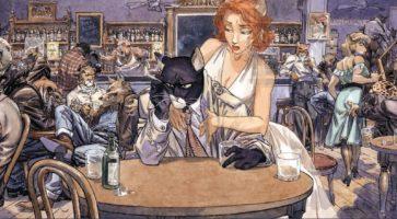 Ekspedition Classico VIII: Blacksad