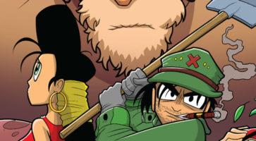 Pirateventyr i manga-streger