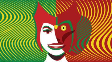 WandaVision: Det bedste fra tegneserier og sitcoms
