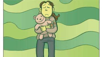 Her er tegneserien til tweens med ondt i livet